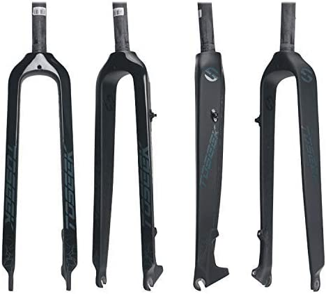 Mountain Bike Fork Limited time sale Full 3K Carbon Parts D MTB Austin Mall Fiber Tube Bicycle