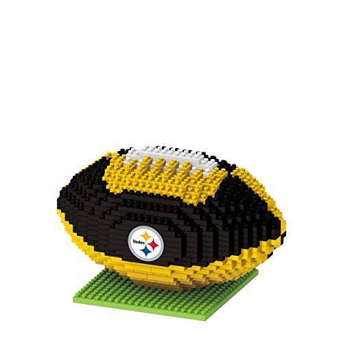FOCO Pittsburgh Steelers NFL 3D BRXLZ Football