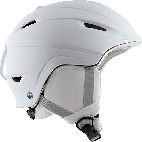 SALOMON ICON ACCESS Helm 2018 white/grey, M