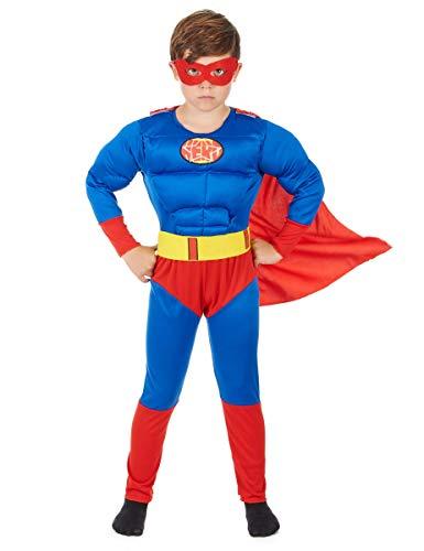 Generique Déguisement Super héros garçon 10 - 12 Ans (L)