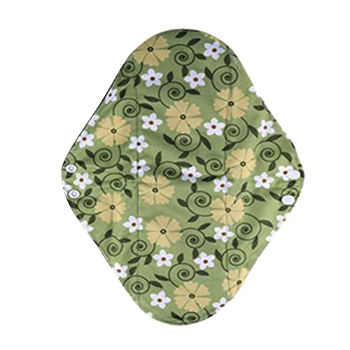 #N/D Tampón menstrual lavable reutilizable higiénico tela de algodón bambú higiene femenina panty calzoncillos toallas toalla sanitaria S/M/L