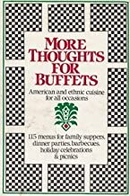 More Thoughts for Buffets by Institute Publishing (1984) Hardcover