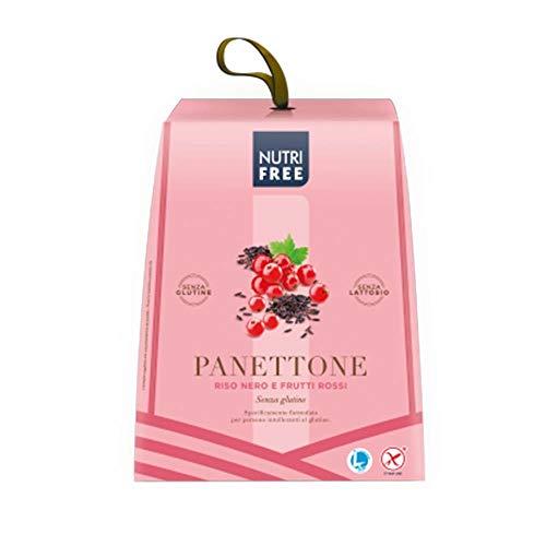 Nutrifree - Panettone Riso Nero e Frutti Rossi - 30 g