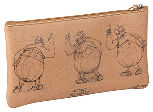 Clairefontaine 812959C - Trousse Plate ''Astérix...
