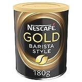 Nescaf? Gold Blend Barista Instant Coffee Tin, 180g
