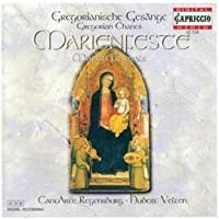 Gregorian Chants for Marian Festivals by Gregorian Chants for Marian Fe