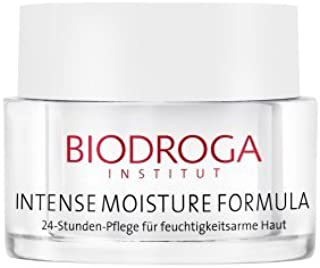 Biodroga Intense Moisture Formula 24-hour Care for Moisture-deficient Skin 1.8 Oz