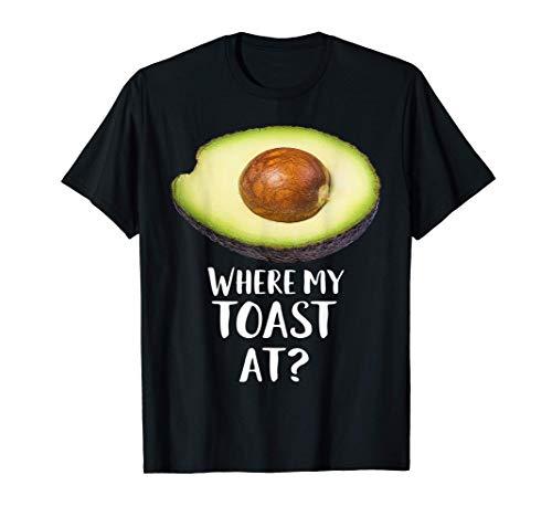 美味しいアボカドパン コスチューム 大人のベジタリアン ギャグ ギフト Tシャツ