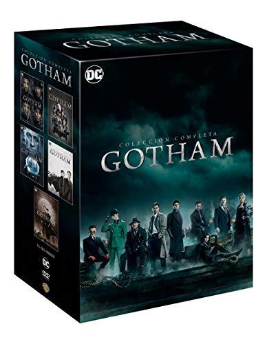 Gotham Colección Completa Temporada 1-5 [DVD]