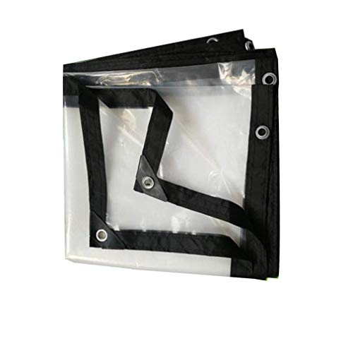 SACYSAC Transparante luier plastic vel balkon outdoor luifel venster zeildoek waterdichte zonnebrandcrème
