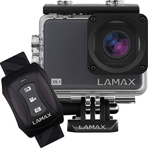 Lamax X9.1 Sportkamera 4K Ultra HD 12 MP WLAN 72 g