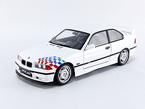 SOLIDO - BMW M3 E36 Coupe - 1990 - 1/18