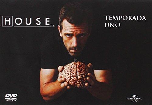 House (Temporada 1) (Ed Horizontal) [DVD]