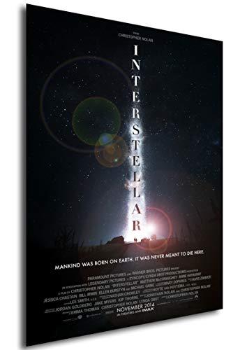 Poster - Cartèl - Interstellar VAR 3 A4 30x21