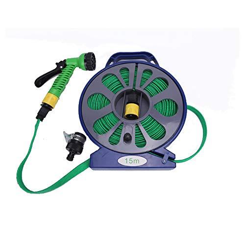 Fousamax platenspeler waterbuis, slangleiding-spuitpistool, sproeier met standaard tuinirrigatie bloemen hogedruk autowaswaterpistool