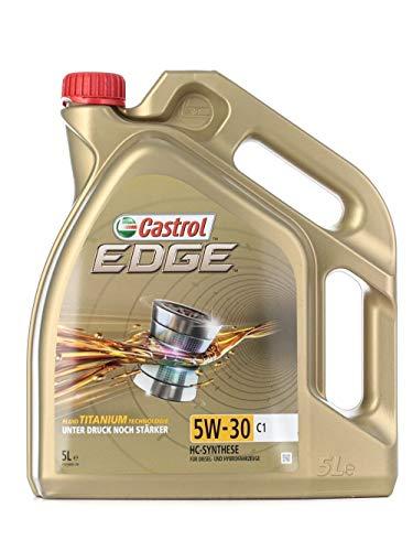 1 Huile moteur CASTROL 15B943 EDGE 5W-30 C1 convient à