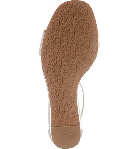 Michael Michael Kors Fiona Wedge Dress Sandals Size 8
