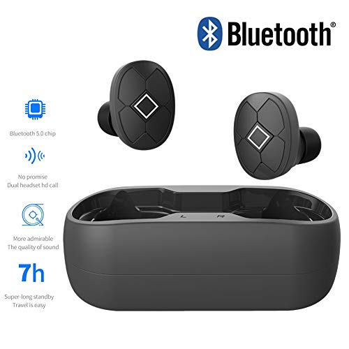 V5 Mini TWS Bluetooth Headset 5.0 Wireless Low-Power Sports Bluetooth Koptelefoon Voor Hardlopen En Wandelen