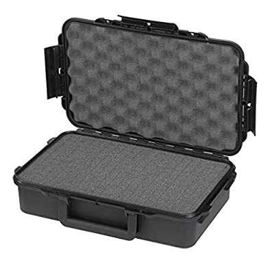 Max MAX004S IP67 Rated Accessory Tool Box by Plastica Panaro