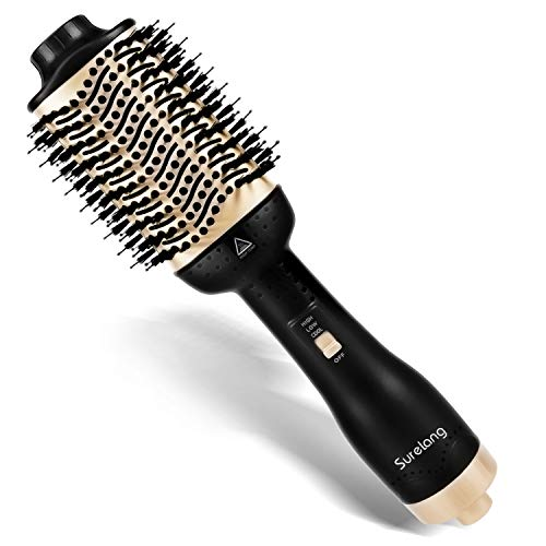 Surelang Hair Dryer and Styler Brush Now $23.99 (Was $52.99)