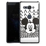 Coque Compatible avec Sony Xperia XZ2 Compact Étui Housse Disney Mickey Produit sous Licence...