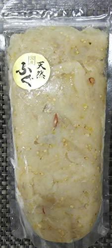 高級珍味 国産 天然 ふぐ 白造り 300g  解凍後そのままお召し上がり頂けます