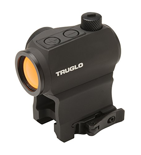 TRUGLO TRU-TEC Compact 20mm Tactical Red Dot Sight