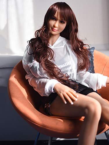 Sexpuppe aufblasbare realistische Liebespuppe Sexpuppe erwachsene Puppe süßes Mädchen Silikonmaterial mit Realität 3 offener Mund Blowjob anal Vagina, Mehrfachhaltung private Lieferung, Pussy Mast
