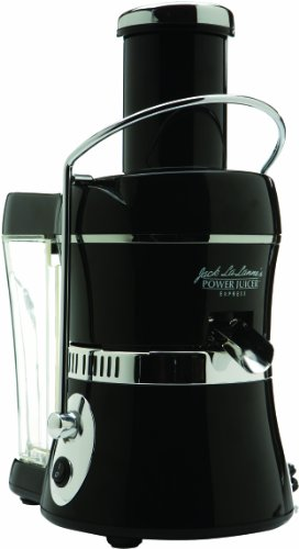 Jack LaLanne's PJEB Power Juicer Express, Black