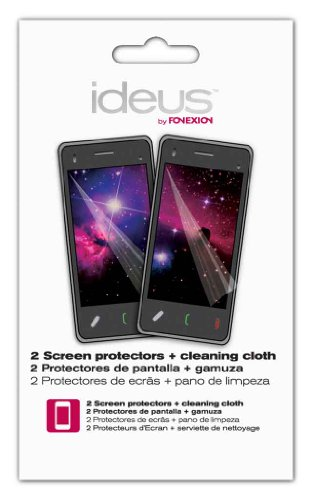 Ideus PPNOKLUM710 - Protector de pantalla para Nokia Lumia 710 (2 unidades...