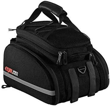 YUYAXBG Sale item Fashion Rear Large special price Bicycle Pannier Ba Trunk Bike Seat Bag