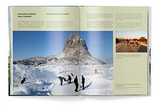 Golf - Das ultimative Buch, Golf-Legenden und Lifestyle, alles für den passionierten Golfer (Deutsch, Englisch) 25 x 32 cm, 256 Seiten - 11