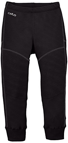 Odlo Kinder Jungen Pants X-Warm Unterhose, black, 152