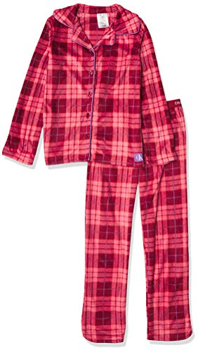 Calvin Klein Girls' Sleepwear Coat …