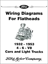 COMPLETE & UNABRIDGED 1932 1933 1934 1936 1937 1938 1939 1940 1941 1942 FORD FLATHEAD V-8 ENGINE ELECTRICAL WIRING DIAGRAM SCHEMATICS MANUAL Includes 4 & 6 Cylinder Engines