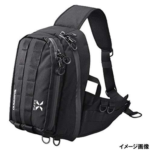 シマノ(SHIMANO) XEFO タフスリングショルダーバッグ M BS-211S ブラック