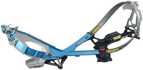 con 60% de descuento Mattel Hot Wheels Pista Pista Pista Looping Acrob  alta calidad y envío rápido