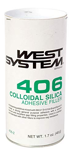 Boating Accessories New Colloidal Silica west System 4062 1.7 oz.