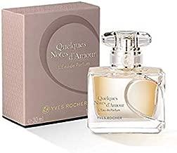 Yves Rocher Quelques Notes d'Amour Eau de Parfum 30ml./1.fl oz. Spray.
