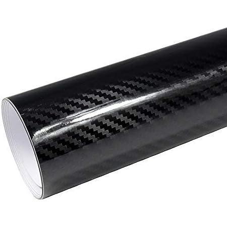 Rapid Teck 6 53 M Autofolie Serie Z560 5d Hochglanz Carbon Schwarz 1m X 1 52m Selbstklebende Premium Car Wrapping Folie Mit Luftkanal Baumarkt