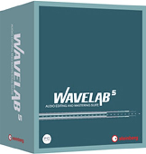 STEINBERG WAVELAB 5.0 WIN
