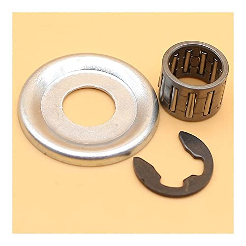 Rendimiento estable Lavadora de embrague Clip Rodamiento de agujas para S-TIHL MS170 MS180 MS210 MS230 MS250 017 018 021 023 025 Desvios de motosierra Durable