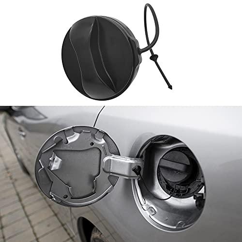XIOSOIAHOU 9677550480 Filtro de Combustible de Gasolina de Combustible de petróleo Cubierta del Tanque de la Tapa para Citroen C5 2014 2015 2017 para Peugeot 301 2008 3008 (Color : Black)