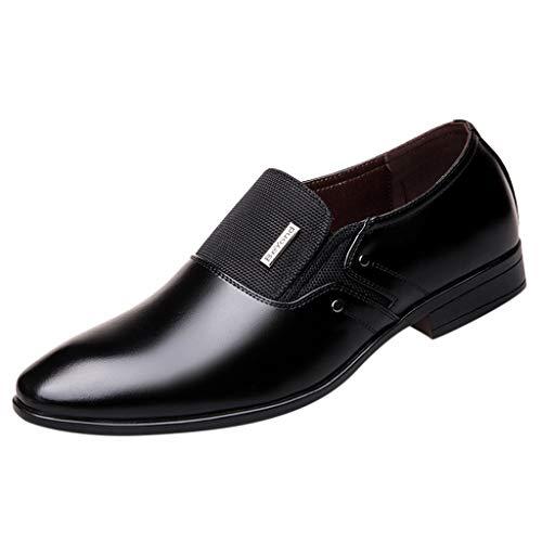 Ears Herren Modern Business Schuhe Classic Winterstiefel Stiefel Casual Stiefeletten Elegant Roman...