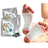 Juyuntong Aromatic Herbal Foot Patch Called The Takesumi - Aromatic Herbal Dehumidification Foot Patch Detoxing Body and Swelling Foot Pain Relief, for Foot and Body Care (30 Pcs)