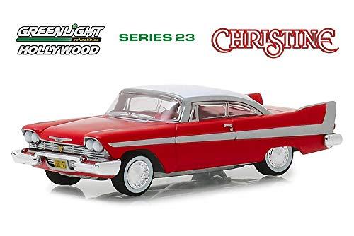 Modell Auto Plymouth Fury 1958 Film Christine Normal Version Maßstab 1/64 Greenlight
