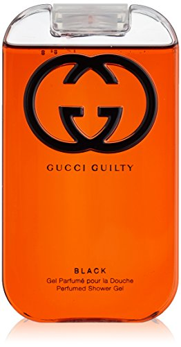 Gucci Guilty Black for Woman 200ml Shower Gel