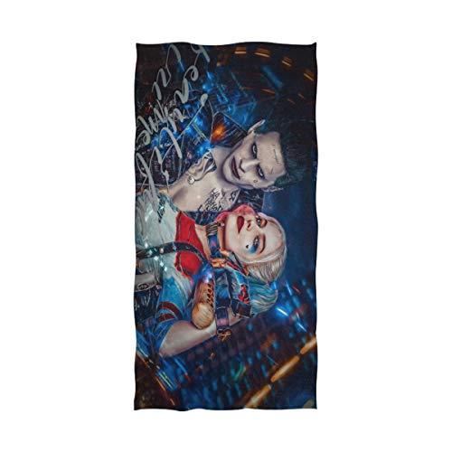 41477obHpvL._SL500_ Harley Quinn Bath Towels
