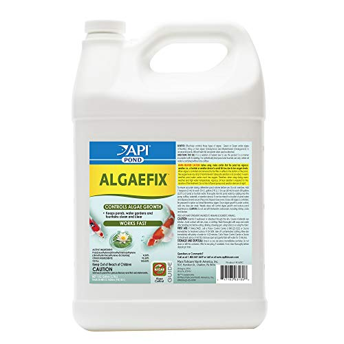 API POND ALGAEFIX Algae Control 1-Gallon Bottle