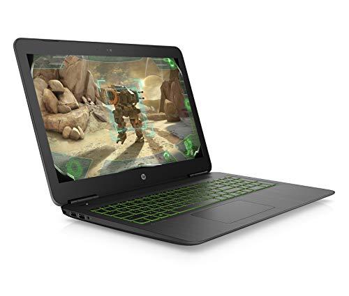HP Pavilion 15.6 Inch FHD Gaming Laptop - (Black) (Intel Core i5-8300H, 4 GB, 1TB HDD,16 GB Intel Optane, NVIDIA GeForce GTX 1050 Graphics, 2 GB Dedicated, Windows 10 Home)
